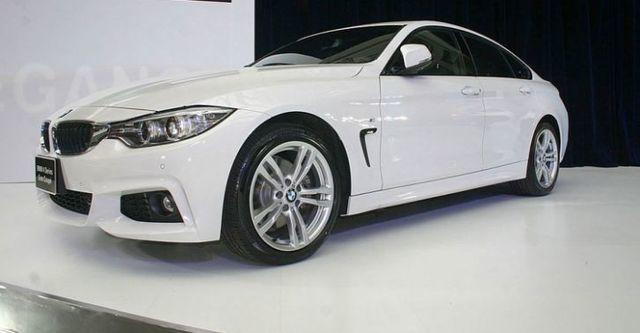 2014 BMW 4-Series Gran Coupe 420i Modern Line  第1張相片
