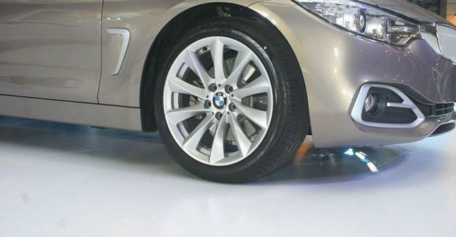 2014 BMW 4-Series Gran Coupe 420i Modern Line  第3張相片