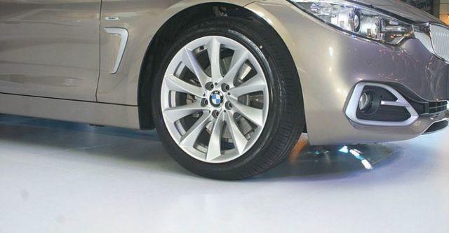 2014 BMW 4-Series Gran Coupe 420i Modern Line  第3張相片