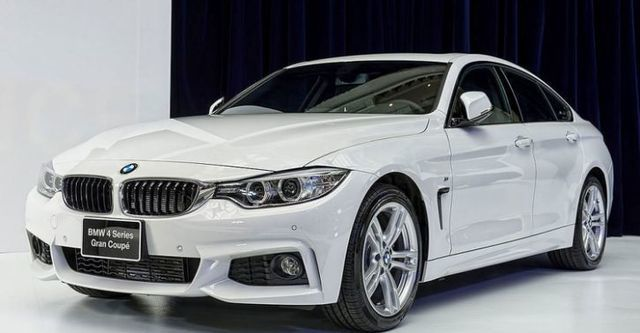 2014 BMW 4-Series Gran Coupe 420i Modern Line  第4張相片