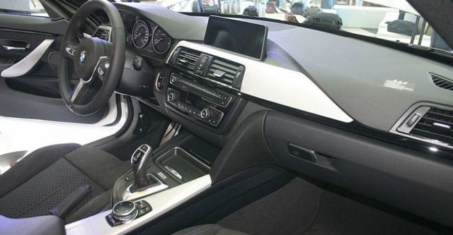 2014 BMW 4-Series Gran Coupe 420i Modern Line  第6張相片