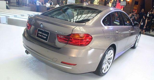 2014 BMW 4-Series Gran Coupe 428i Modern Line  第2張相片