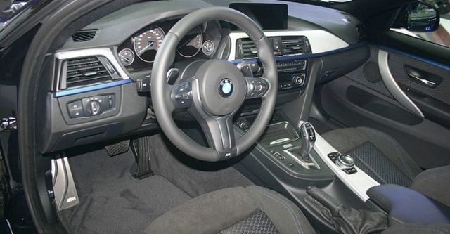2014 BMW 4-Series Gran Coupe 428i Modern Line  第10張相片