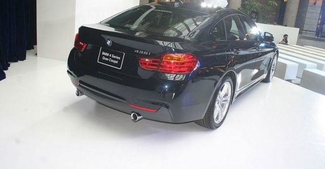2014 BMW 4-Series Gran Coupe 435i Individual  第2張相片