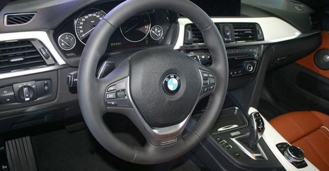 2014 BMW 4-Series Gran Coupe 435i Individual  第10張相片