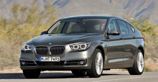 2014 BMW 5-Series GT 520d  第2張相片