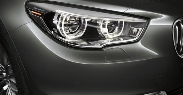 2014 BMW 5-Series GT 528i  第3張相片
