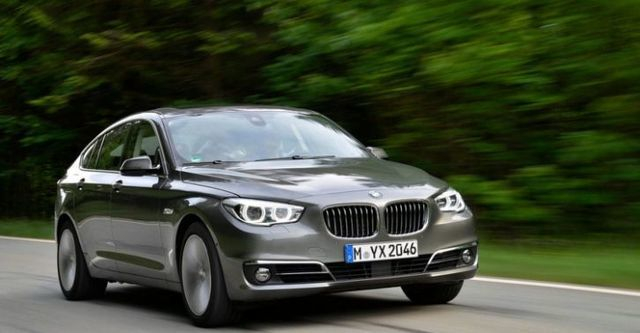 2014 BMW 5-Series GT 535i Luxury Line  第1張相片