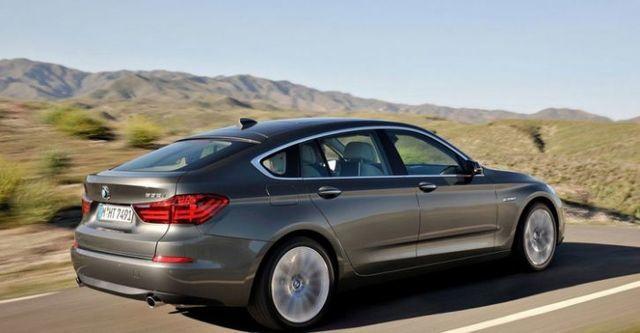 2014 BMW 5-Series GT 535i Luxury Line  第2張相片