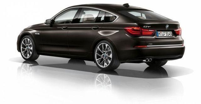 2014 BMW 5-Series GT 535i Modern Line  第2張相片