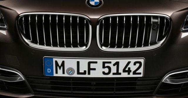2014 BMW 5-Series Sedan 520d  第3張相片