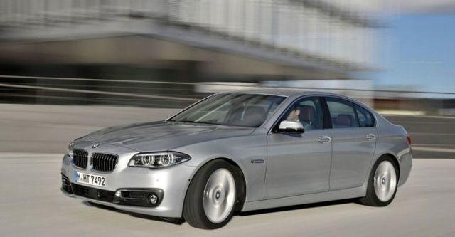 2014 BMW 5-Series Sedan 520i Luxury Line  第1張相片