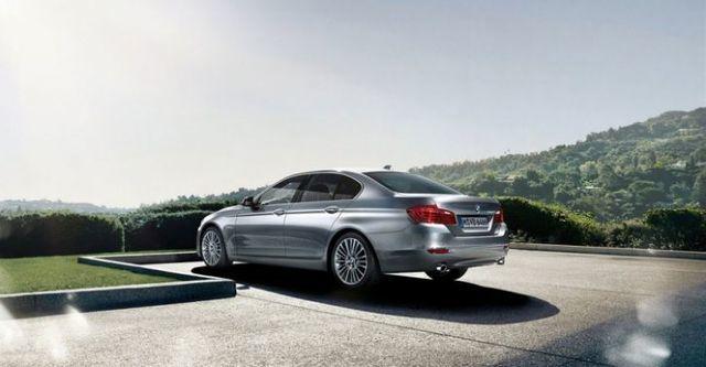 2014 BMW 5-Series Sedan 520i Modern Line  第3張相片
