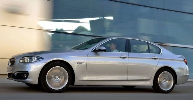 2014 BMW 5-Series Sedan 530d Luxury Line  第3張相片