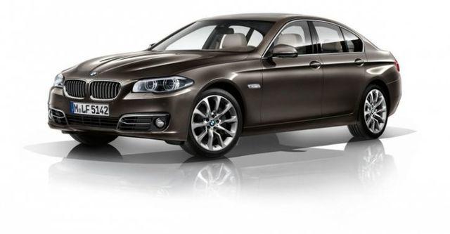 2014 BMW 5-Series Sedan 530d Modern Line  第4張相片