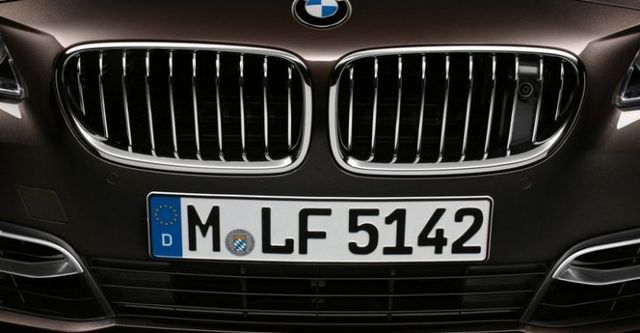 2014 BMW 5-Series Sedan 530d Modern Line  第5張相片