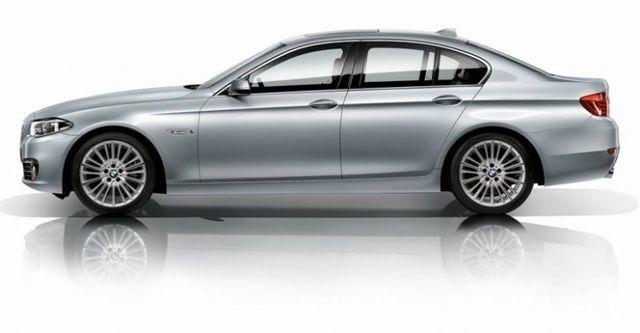 2014 BMW 5-Series Sedan 535i Luxury Line  第4張相片