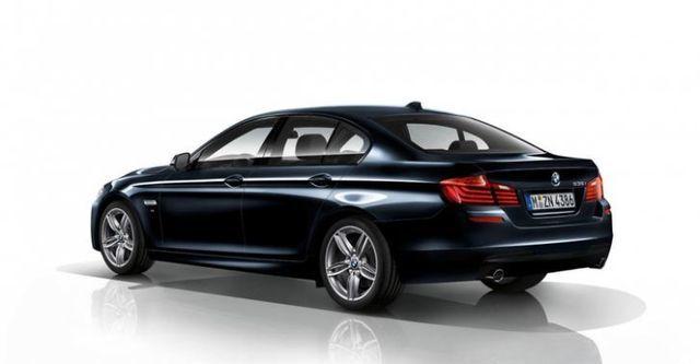 2014 BMW 5-Series Sedan 535i M Sport  第2張相片