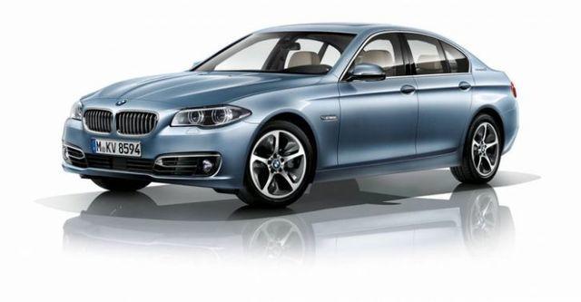 2014 BMW 5-Series Sedan ActiveHybrid 5 Modern Line  第1張相片