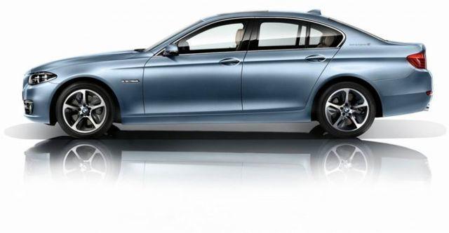 2014 BMW 5-Series Sedan ActiveHybrid 5 Modern Line  第2張相片