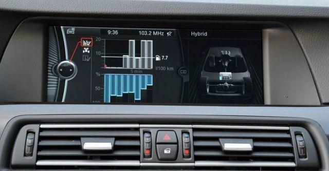 2014 BMW 5-Series Sedan ActiveHybrid 5 Modern Line  第7張相片