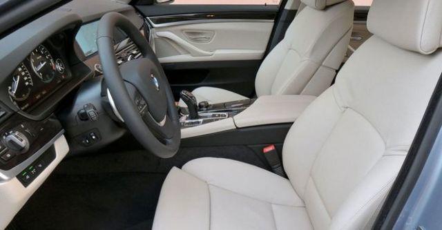 2014 BMW 5-Series Sedan ActiveHybrid 5 Modern Line  第10張相片