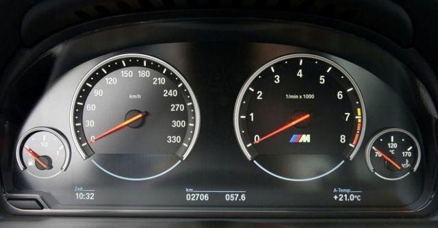 2014 BMW 5-Series Sedan M5  第6張相片