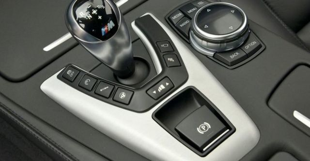 2014 BMW 5-Series Sedan M5  第8張相片