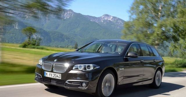 2014 BMW 5-Series Touring 525d  第1張相片