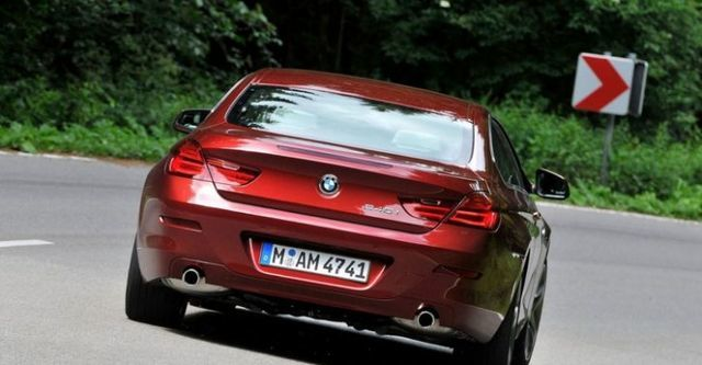 2014 BMW 6-Series Coupe 640i  第2張相片