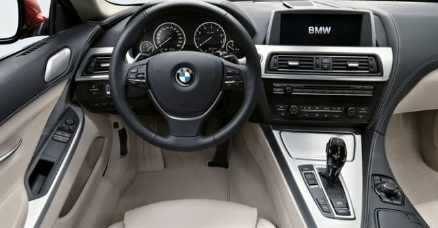 2014 BMW 6-Series Coupe 640i  第7張相片