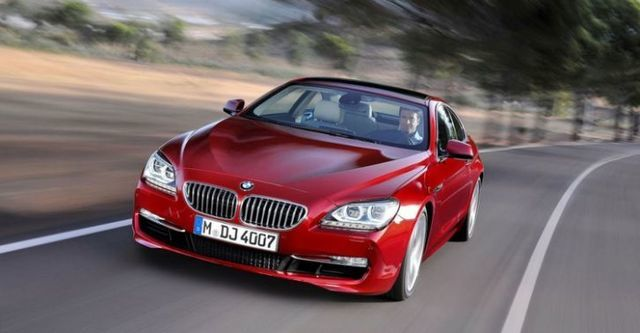 2014 BMW 6-Series Coupe 650i  第1張相片