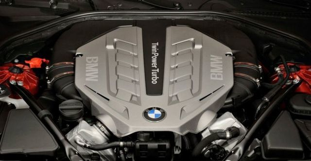 2014 BMW 6-Series Coupe 650i  第5張相片