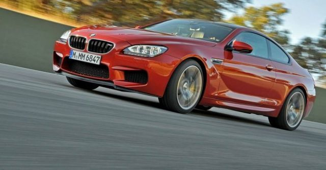 2014 BMW 6-Series Coupe M6  第1張相片