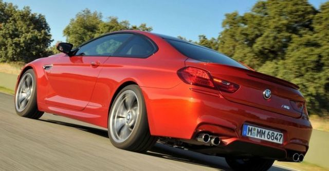 2014 BMW 6-Series Coupe M6  第3張相片