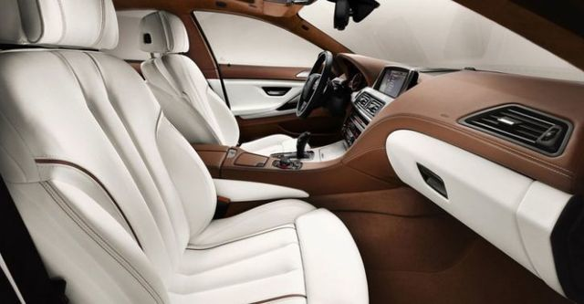 2014 BMW 6-Series Gran Coupe 640d  第7張相片