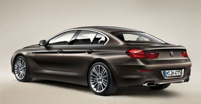 2014 BMW 6-Series Gran Coupe 650i  第3張相片