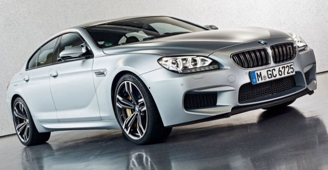 2014 BMW 6-Series Gran Coupe M6  第1張相片