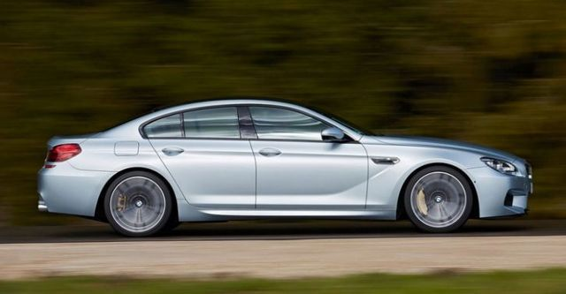 2014 BMW 6-Series Gran Coupe M6  第3張相片