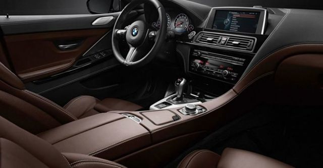 2014 BMW 6-Series Gran Coupe M6  第9張相片