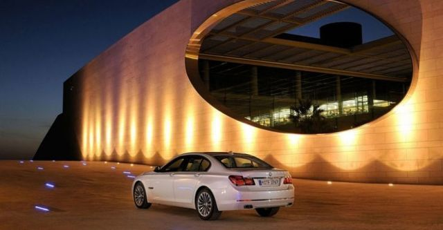 2014 BMW 7-Series 730d  第4張相片