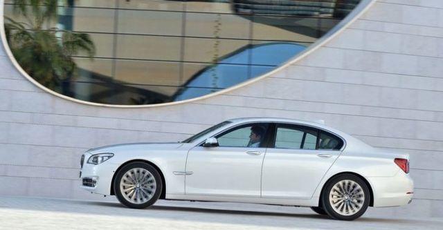 2014 BMW 7-Series 730d  第5張相片
