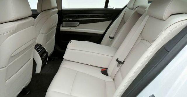 2014 BMW 7-Series 730d  第6張相片