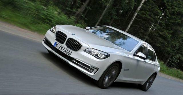 2014 BMW 7-Series 730i  第1張相片