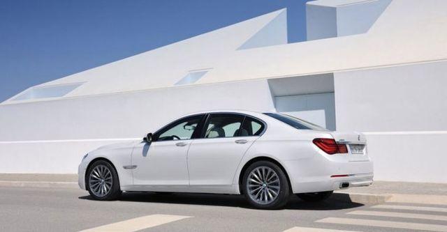 2014 BMW 7-Series 730i  第4張相片