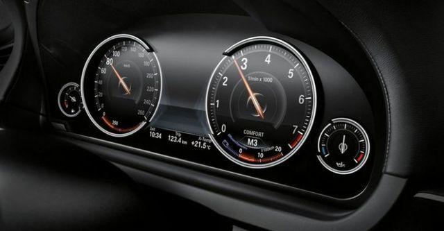 2014 BMW 7-Series 730i  第10張相片