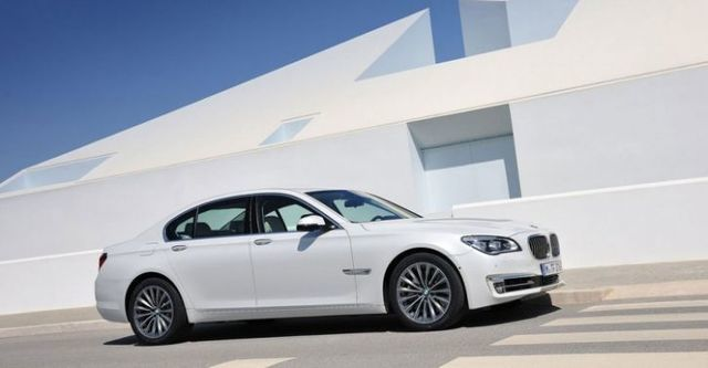 2014 BMW 7-Series 730Ld  第1張相片