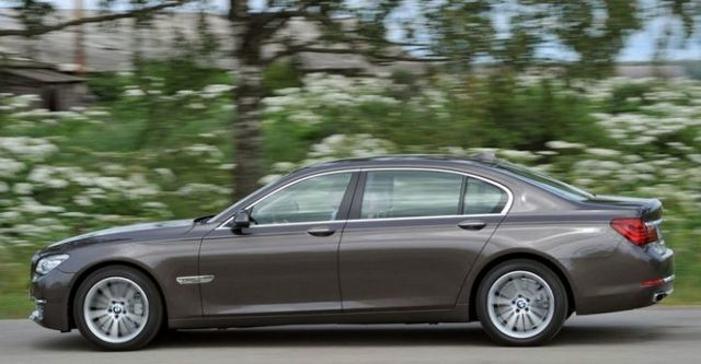 2014 BMW 7-Series 730Ld  第3張相片
