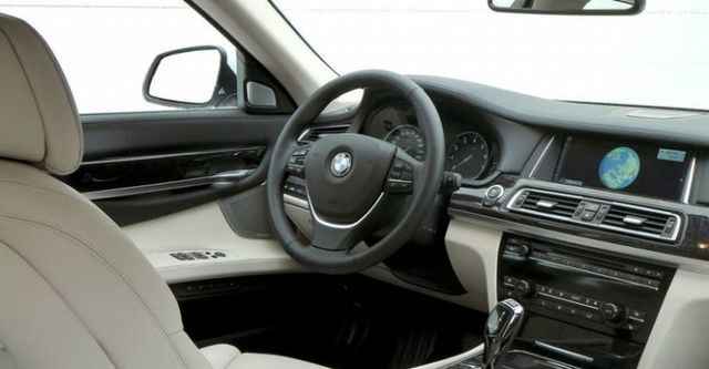 2014 BMW 7-Series 730Ld  第4張相片