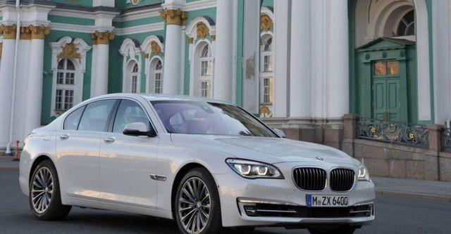 2014 BMW 7-Series 740Li  第1張相片